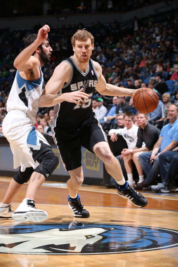 Matt Bonner Power forward Age: 34 Status: Agreed to one-year deal for for the league-minimum with the San Antonio Spurs. Photo: David Sherman, NBAE/Getty Images / 2014 NBAE