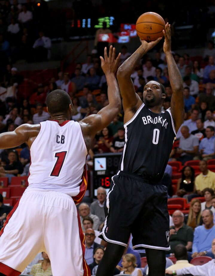 Andray Blatche Power forward Age: 27 Status: Unrestricted Photo: Mike Ehrmann, Getty Images / 2014 Getty Images