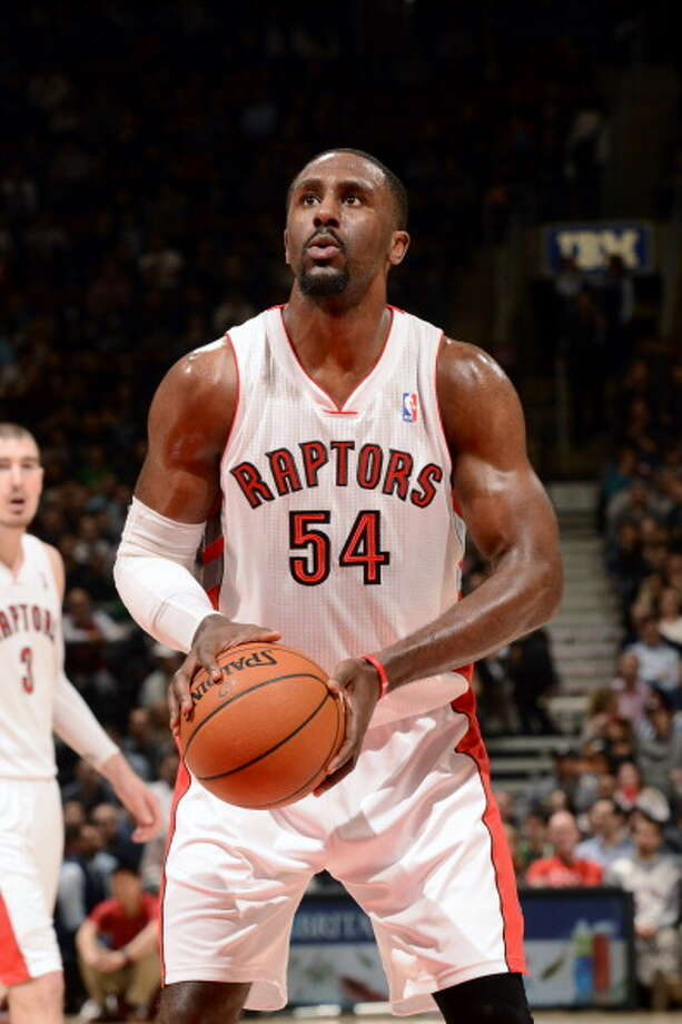 Patrick Patterson Power forward Age: 25 Status: Signed - three-year, $18 million with Toronto Raptors Photo: Ron Turenne, NBAE/Getty Images / 2014 NBAE