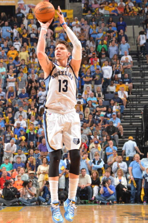 Mike Miller Small forward Age: 34 Status: Agreed to two-year, $5.5 million deal with Cleveland Cavaliers. Photo: Jesse D. Garrabrant, NBAE/Getty Images / 2014 NBAE