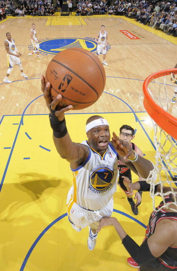 Jermaine O'Neal Center Age: 35 Status: Unrestricted Photo: Rocky Widner, NBAE/Getty Images / 2014 NBAE