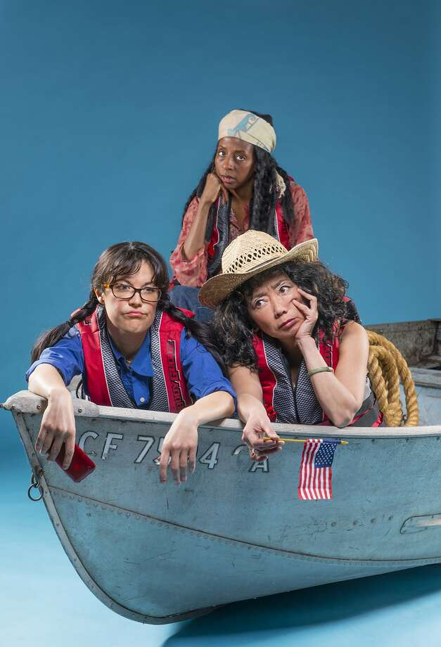"The San Francisco Mime Troupe is set to stage ""Ripple Effect."" Photo: DavidAllenStudio"