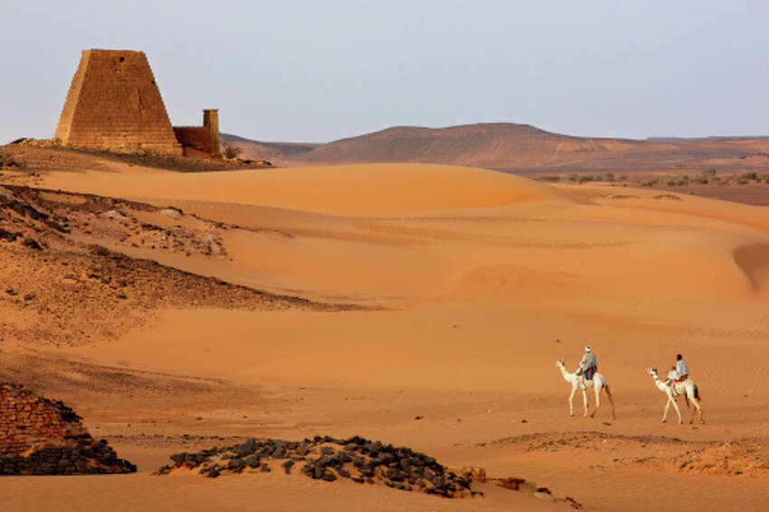 10. Wadi Halfa, Sudan This city on the border with Egypt has hit 127 degrees Fahrenheit.