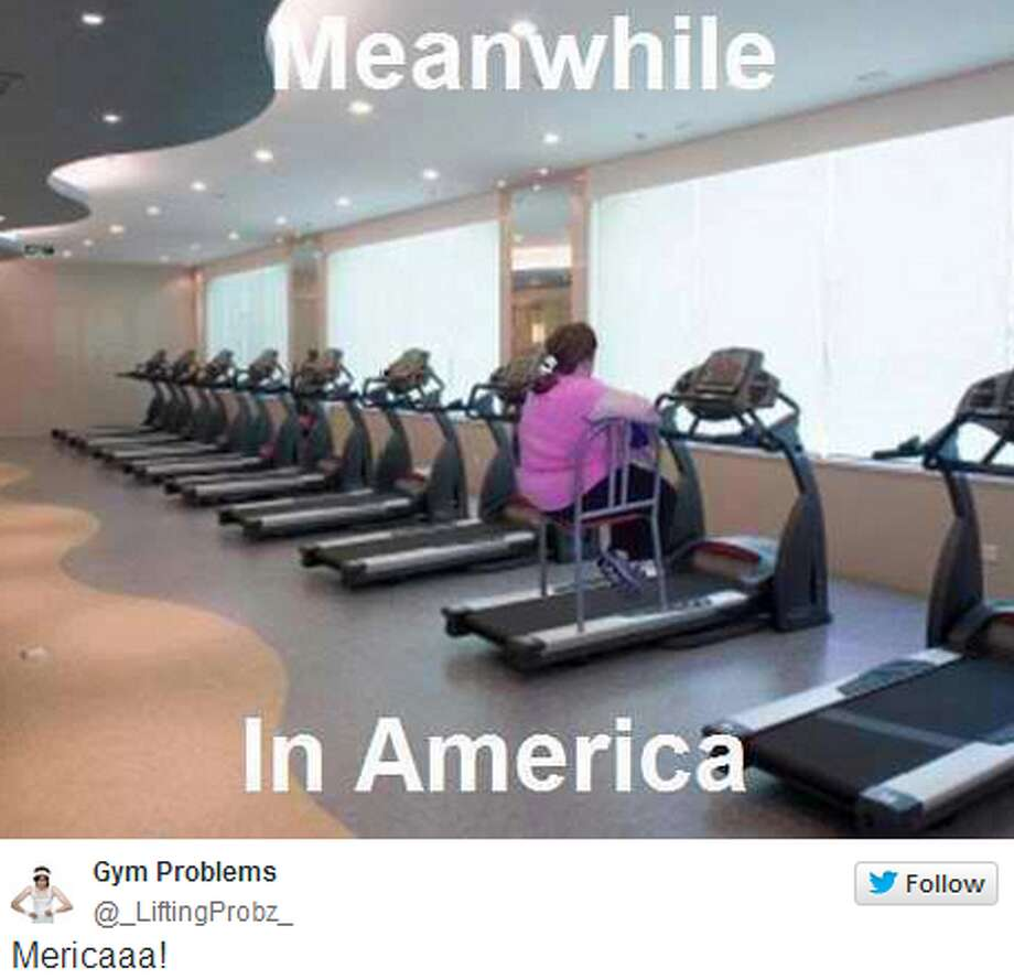 """The person who lacks all motivationThis person would rather be anywhere but the gym, but since they are paying for a membership they figure they should go. These are the people who post three times a day on Facebook about their """"workout."""""""