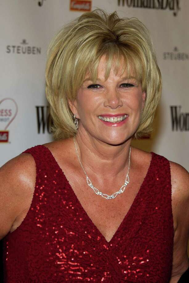 "This Feb. 8, 2011 photo, Joan Lunden attends Woman's Day magazine's Eight Annual Red Dress Awards in New York.  Lunden, the former ""Good Morning America"" host says she has breast cancer. She revealed her diagnosis on Tuesday, June 24, 2014 on ""Good Morning America.""  She spoke with ""GMA"" hosts Robin Roberts and Amy Robach, both of whom have also been treated for breast cancer recently. Photo: Charles Sykes, AP / FR170266 AP"