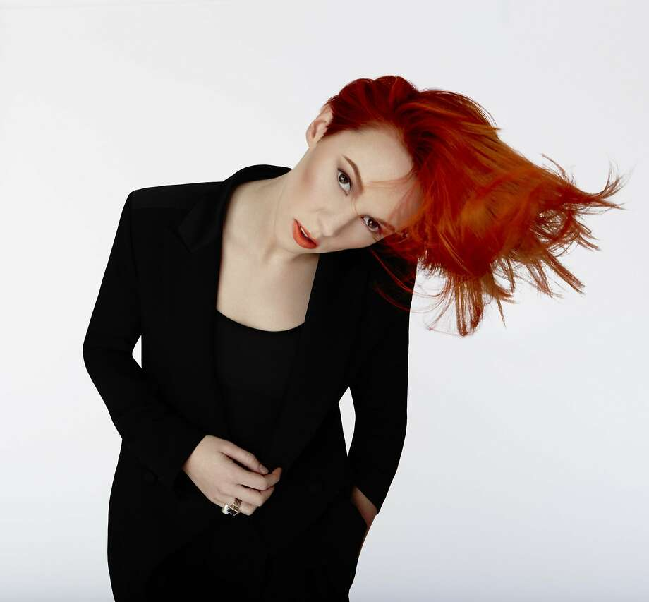 Elly Jackson brings emotion to La Roux's synthpop style. Photo: Universal Music Group