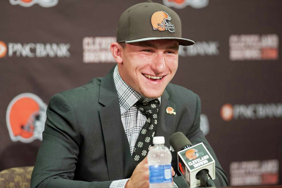 Manziel was drafted by the Globetrotters in their eighth annual player draft today. Other athletes drafted by the Globetrotters include Lionel Messi, Mariano Rivera and Tim Howard