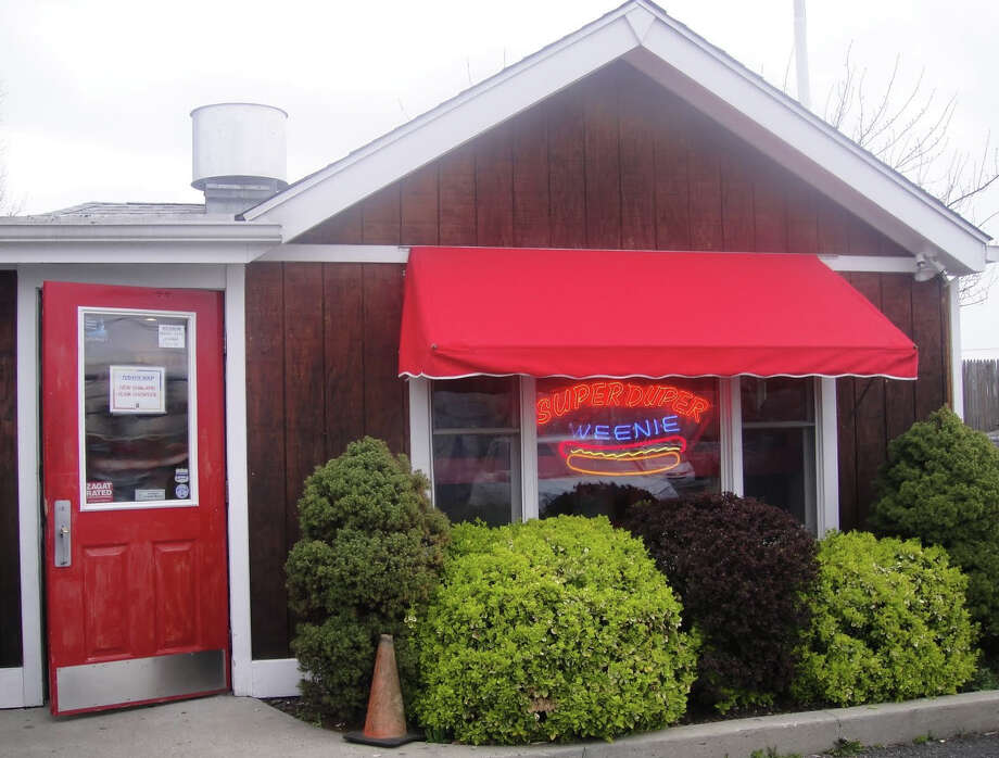 "Super Duper Weenie, at 306 Black Rock Turnpike, Fairfield, is the winner of our ""Best of Summer: Hot Dogs"" poll. Photo: Contributed Photo / Stamford Advocate Contributed"