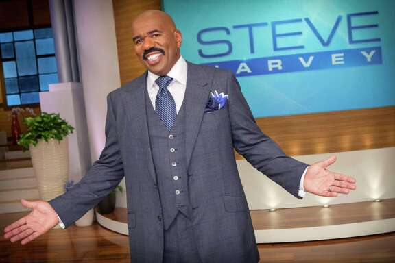 "The ""Steve Harvey"" show was honored as outstanding informative talk show, while Harvey won a Daytime Emmy as best game show host for ""Family Feud."""