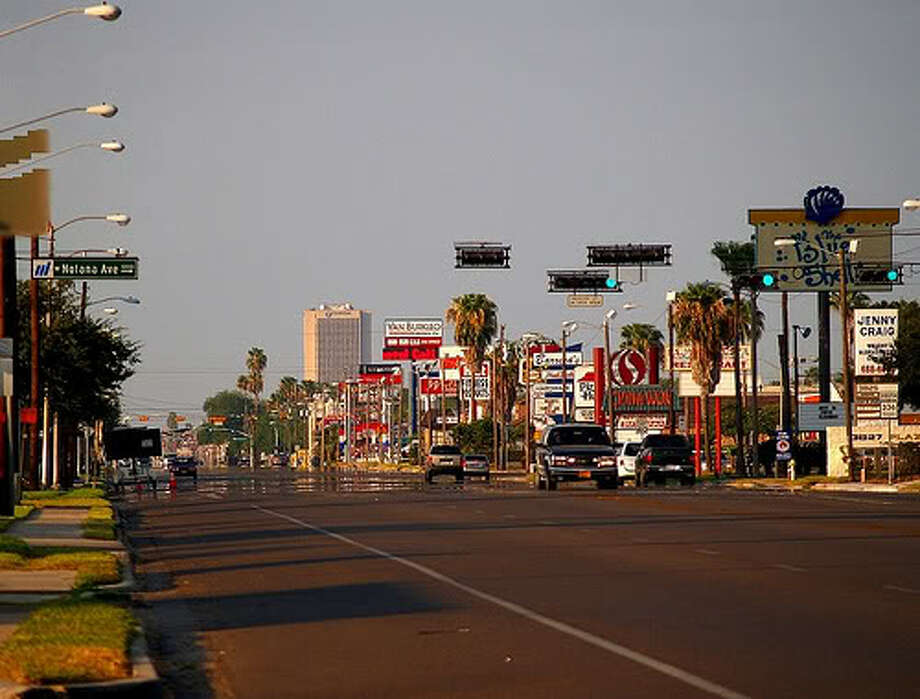 McAllenShare with past-due debt: 10.1 percent (highest of all metropolitan areas examined)Share with debt in collections: 51.7 percent (highest of all metropolitan areas examined)Average debt in collections: $4,106 Photo: Wikimedia Commons/courtesy