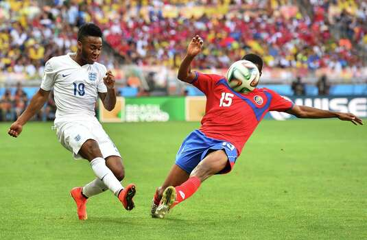 June 24Costa Rica 0, England 0 Photo: BEN STANSALL, AFP/Getty Images / AFP