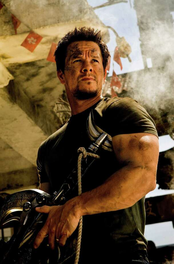 "Mark Wahlberg plays Cade Yeager in ""Transformers: Age of Extinction,"" from Paramount Pictures. (MCT) Photo: Handout, HO / MCT"