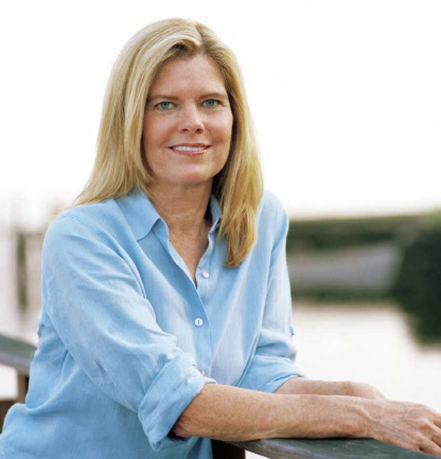 """Author Mary Simses, who grew up in Darien, will be the Darien Library's featured speaker Tuesday, July 1, when she will discuss her book """"The Irresistible Blueberry Bakeshop and Cafe."""" Photo: Contributed Photo, Contributed / Darien News"""