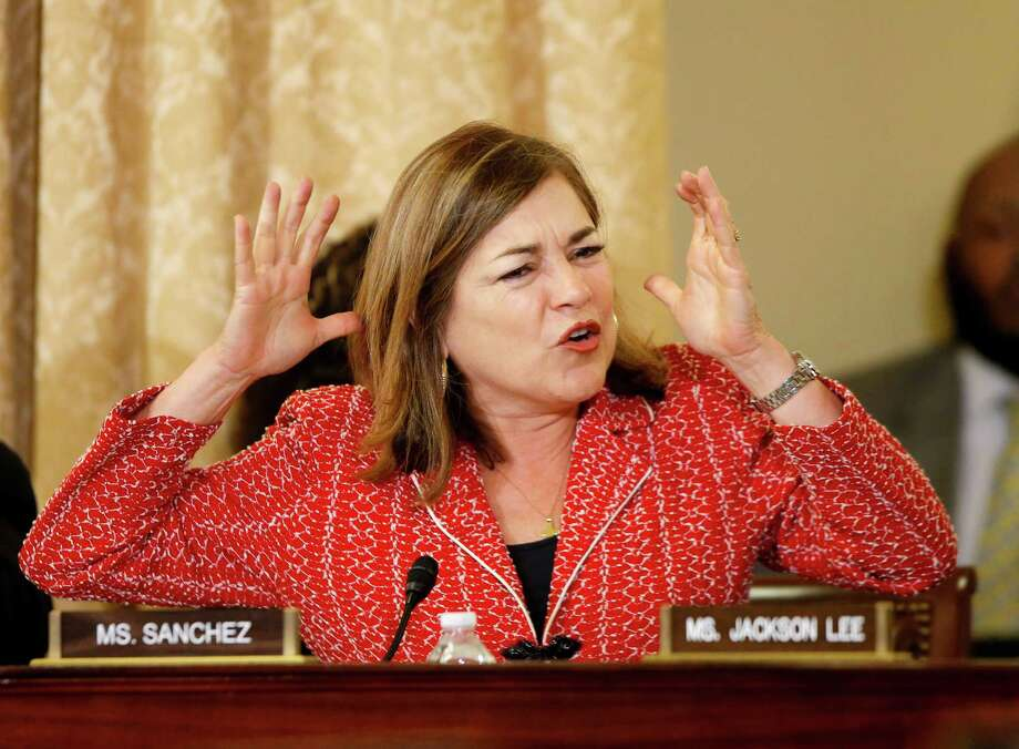 House Homeland Security Committee member Rep.  Loretta Sanchez, D-Calif., may announce that she is running for retiring Sen. Barbara Boxer's seat. Photo: Charles Dharapak / Associated Press / AP