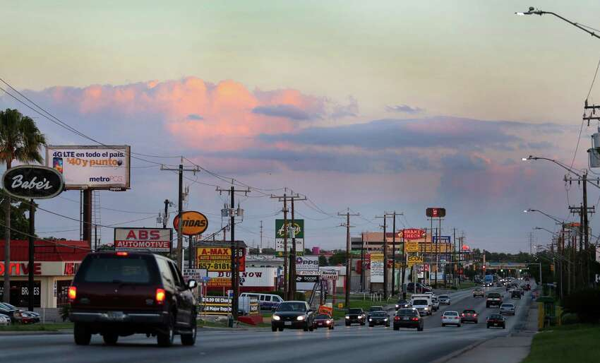 NerdWallet.com used gas prices, overcrowding, traffic congestion and weather conditions to rank U.S. cities as best and worst for drivers. San Antonio's spot on the list may surprise you. First, a look at the worst U.S. cities for drivers ... PHOTO: Traffic flows along Perrin Beitel Road in San Antonio on June 3, 2014.