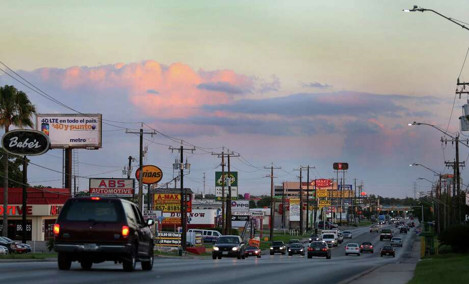 No. 9 in best U.S. cities for driversNerdWallet.com ranked San Antonio ninth on its list of cities where gas prices, overcrowding and weather conditions make it easier to own a car. Photo: Timothy Tai, San Antonio Express-News / © 2014 San Antonio Express-News