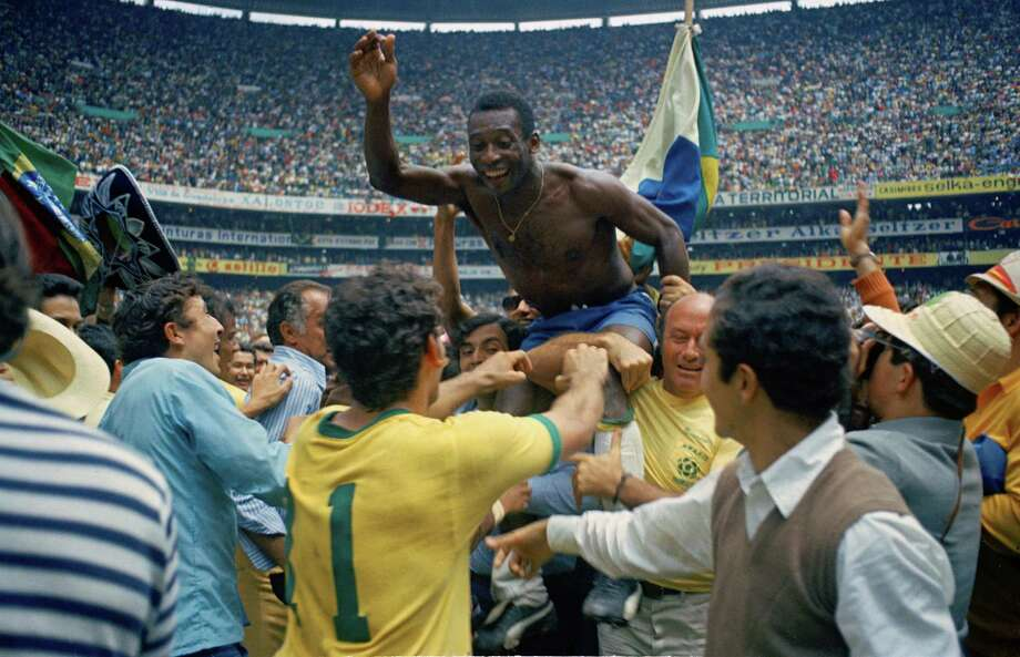 He's no longer playing the game, but this one-time Brazilian soccer star is one of the most famous in all of history. - worthly.com Photo: File, AP / AP