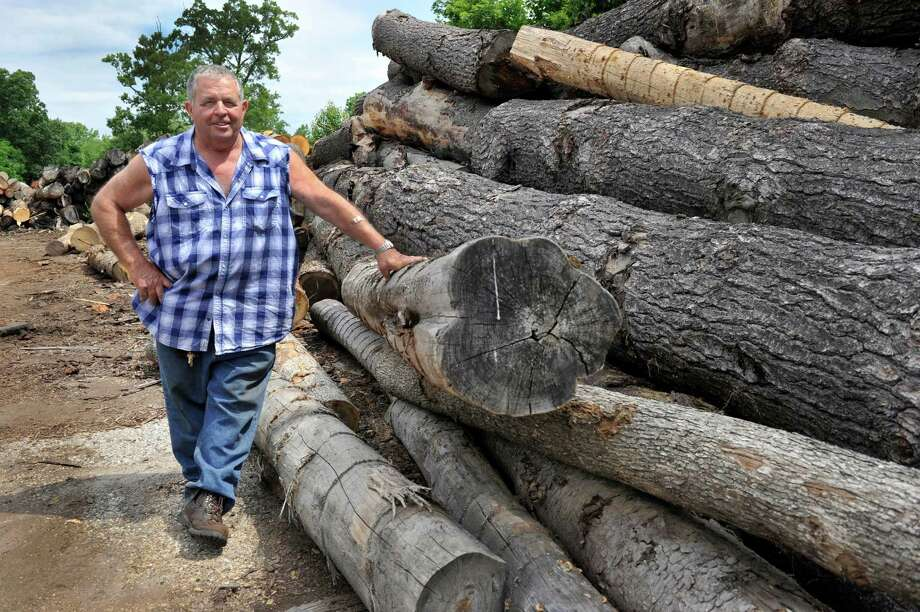 Dick Pawloski, 67, is owner of Pawloski Lumber in Bethel, Conn. He is photographed Tuesday, June 24, 2014. Photo: Carol Kaliff / The News-Times