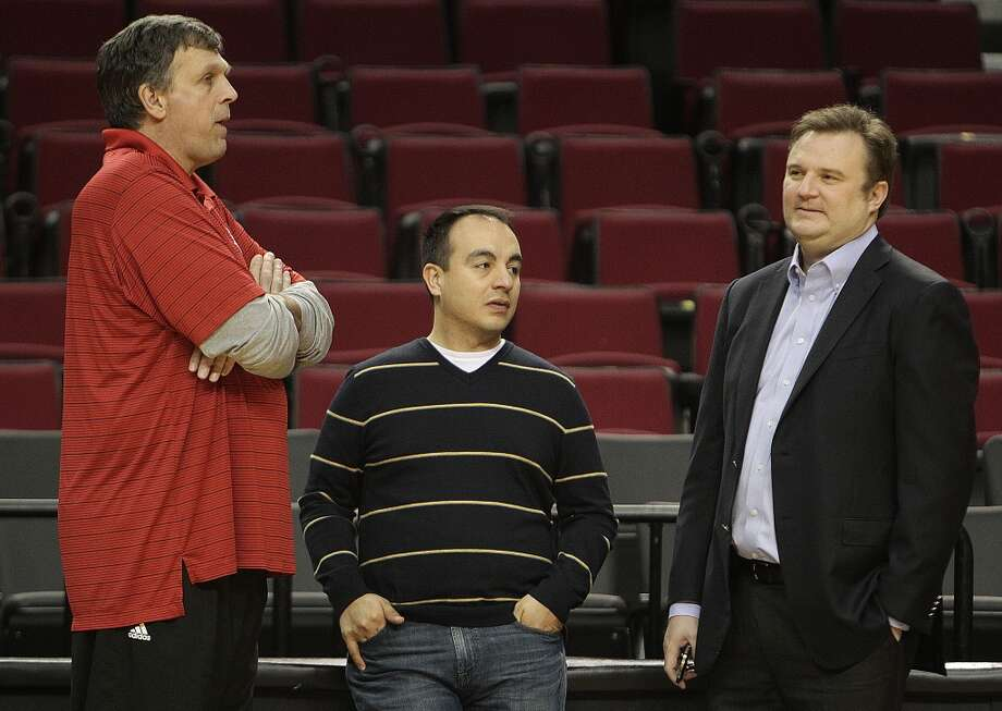 Houston  The Rockets have never been shy about going after the big names and will again. Photo: James Nielsen, Houston Chronicle