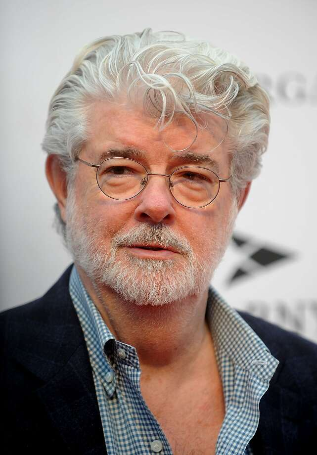 George Lucas Photo: Brad Barket, Associated Press