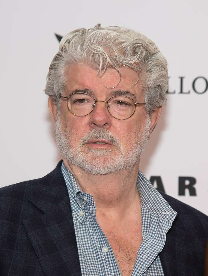 George Lucas did not get his way in S.F. Photo: Dave Kotinsky, Getty Images