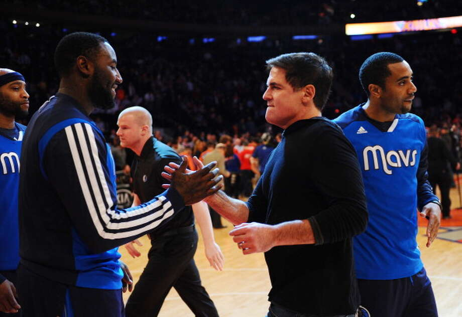 Dallas  The Mavs will have the money and make their pitch to both LeBron and Carmelo. Photo: STAN HONDA, AFP/Getty Images / 2014 AFP