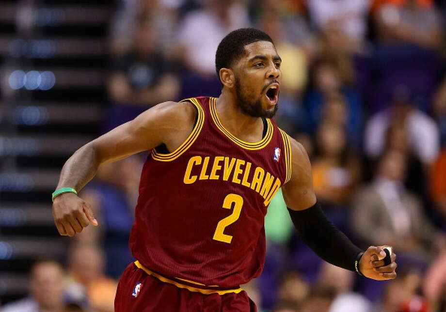 Cleveland  Can you go home again? Cavs have Kyrie Irving, plenty of cap space and No. 1 pick. Photo: Christian Petersen, Getty Images / 2014 Getty Images