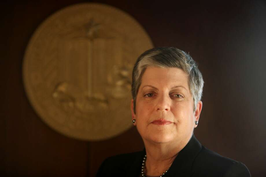 Janet Napolitano Photo: Lea Suzuki, The Chronicle