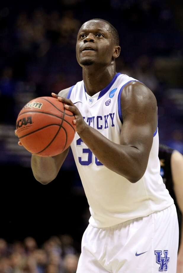 Forward  Julius Randle, 6-9, KentuckyThere are some concerns that he will need foot surgery, though he insists that won't be necessary. He is likely to bring a good mix of power and athleticism facing the basket and especially in pick-and-roll. Photo: Andy Lyons, Getty Images