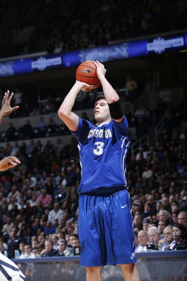 Forward  Doug McDermott, 6-8, Creighton  McDermott has backed up his prolific college scoring with his performances in workouts, and has looked to be more than a catch-and-shoot threat. Photo: Joe Robbins, Getty Images