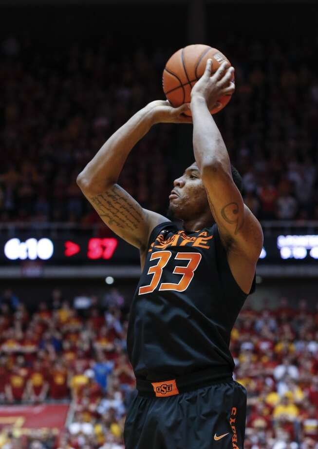 Guard  Marcus Smart, 6-5, Oklahoma State  Smart might have slipped a few spots on some draft boards, but that is more because of players rising through workouts, rather than questions about him. His bulldog, Kyle Lowry style will play out better in games, anyway, and his 3-point touch could similarly come around, too. Photo: David K Purdy, Getty Images
