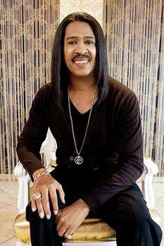 "San Antonio native and Southside High grad Elgin Charles, known as the ""Emperor of Hair,"" had his own short-lived reality show, ""Beverly Hills Fabulous,"" on VH1. Photo: Courtesy Photo"