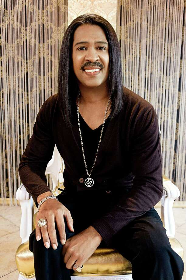 """San Antonio native and Southside High grad Elgin Charles, known as the """"Emperor of Hair,"""" had his own short-lived reality show, """"Beverly Hills Fabulous,"""" on VH1. Photo: Courtesy Photo"""