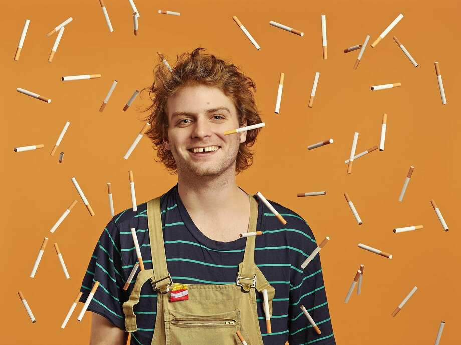 "Mac DeMarco wrote, recorded and mixed his latest album, ""Salad Days,"" in his Brooklyn apartment over the course of 30 days. ""It was a growing experience,"" DeMarco says. Photo: Life And Death PR"