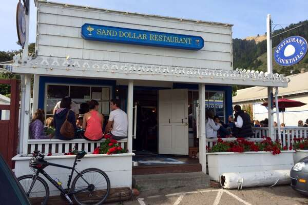 The  Sand Dollar has been part of the Stinson Beach dining scene since 1921