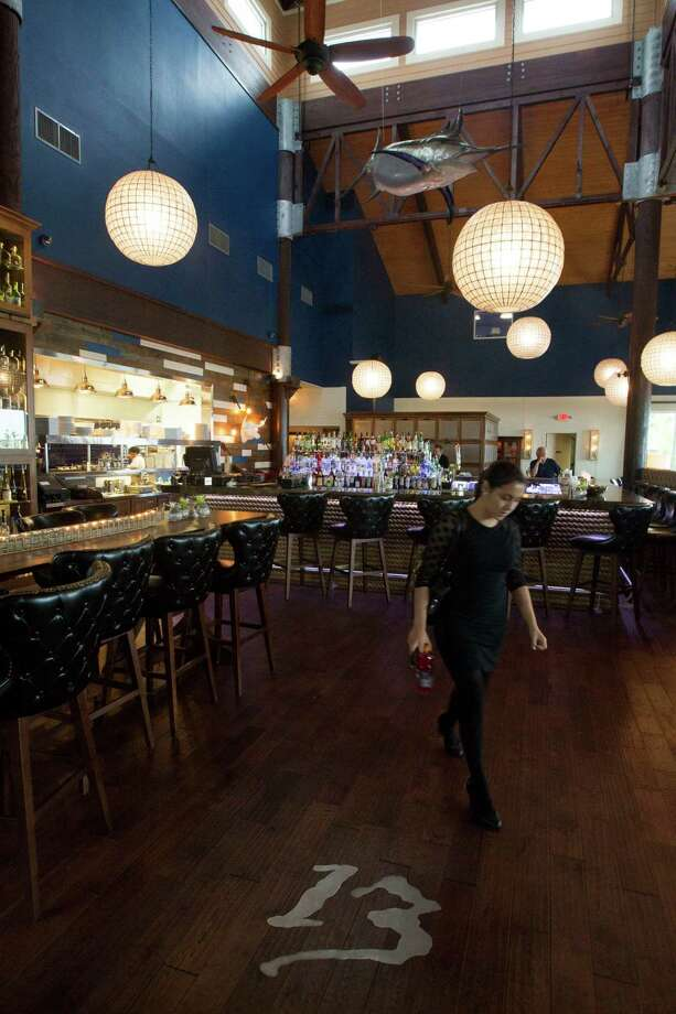 One reader said his visit to Number 13 restaurant in Galveston was less than memorable. Photo: J. Patric Schneider, Freelance / © 2014 Houston Chronicle
