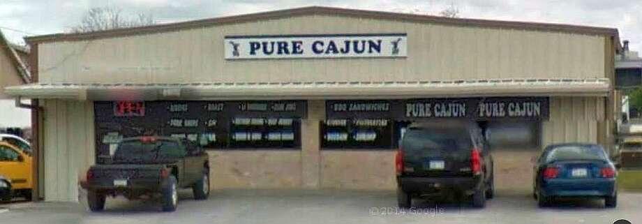 CAJUN/GUMBO:Pure Cajun,236 Spur 5, Winnie,(409) 296-8726.www.purecajunseafoodstx.com