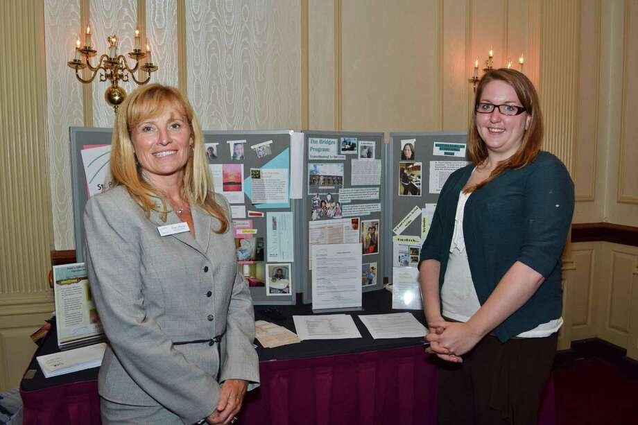 Were you Seen at the Women@Work magazine's Working to Make a Difference event at The Desmond in Colonie on Tuesday, June 24, 2014? Photo: Colleen Ingerto / Women@Work