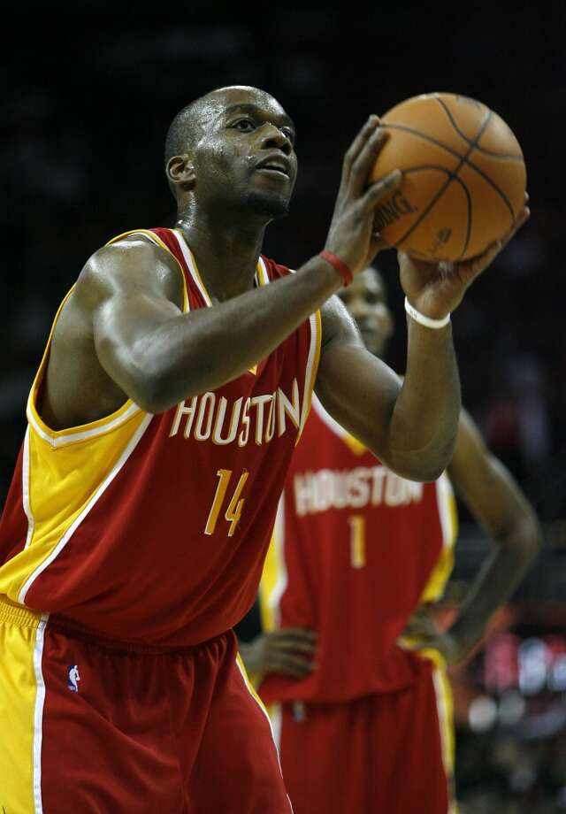 2. Carl Landry, forward, 31st pick in 2007 (via Seattle)   Landry was unable to come back from knee issues last season, but he excelled off the Rockets bench, often finishing games, before he was sent to the Kings in the three-team deal for Kevin Martin. He had a strong season with the Warriors in 2012-13. Photo: Karen Warren, Houston Chronicle