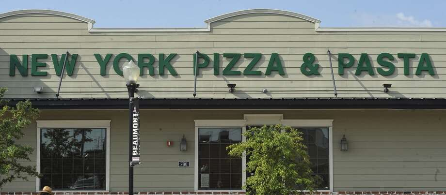 PIZZA: New York Pizza & Pasta, 4405 Calder Avenue, Beaumont, (409) 892-6535. 790 Neches Street, Beaumont, (409) 832-7032.
