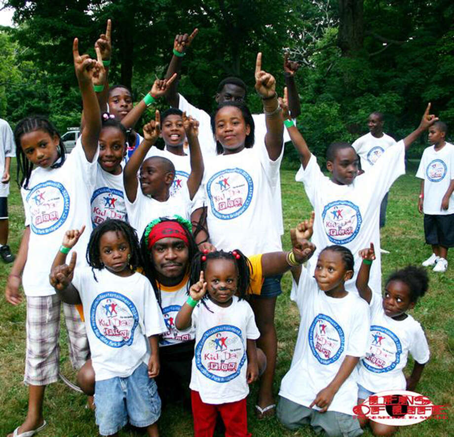Up the fun: The 10th Annual Kids Day of Fun will be held Saturday July 5, noon-7 p.m. at Beardsley Park in Bridgeport. Photo: Contributed Photo / Connecticut Post Contributed