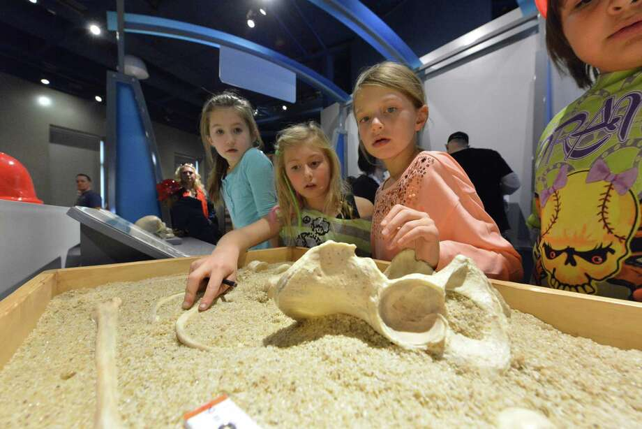 Hands-on exhibits make learning fun at the Discovery Children's Museum in Las Vegas. Photo: Discovery Children's Museum