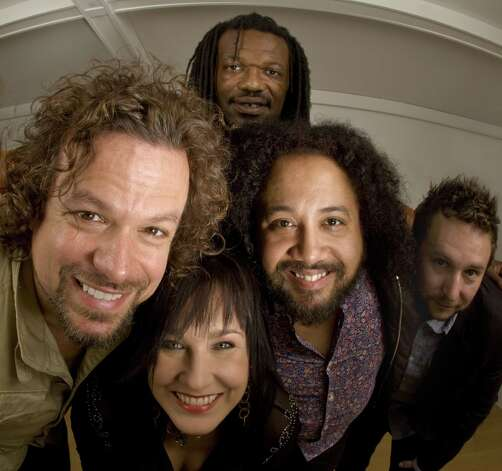 Rusted Root will be at Upstate Concert Hall on Sat