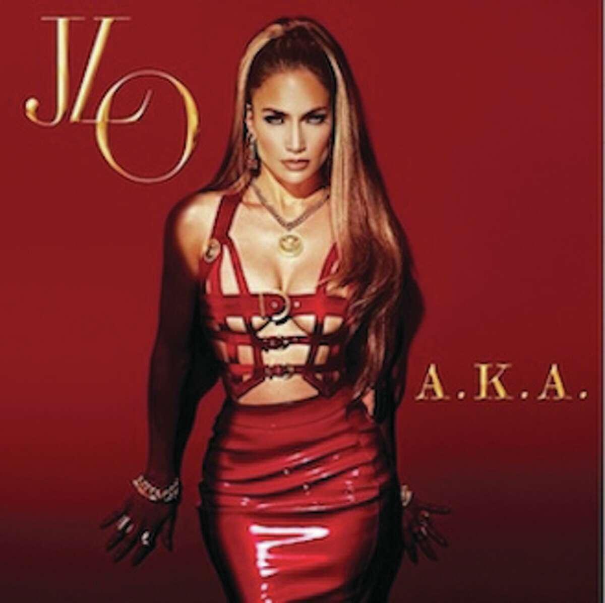 """Jennifer Lopez's new album titled ?A.K.A"""""""