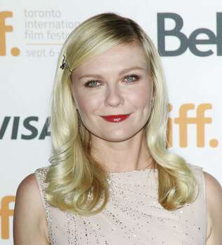 "Actress Kirsten Dunst Note: The star posted ""Thank you iCloud"" on her Twitter account, followed by a couple of colorful emojis. Photo: Michael Tran, Getty / 2012 Michael Tran"