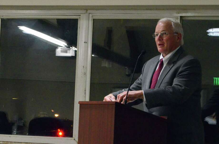 Special education ombudsman John Verre provided a special education department update at the Tuesday, June 24 Board of Education meeting. Photo: File Photo Megan Spicer / Darien News