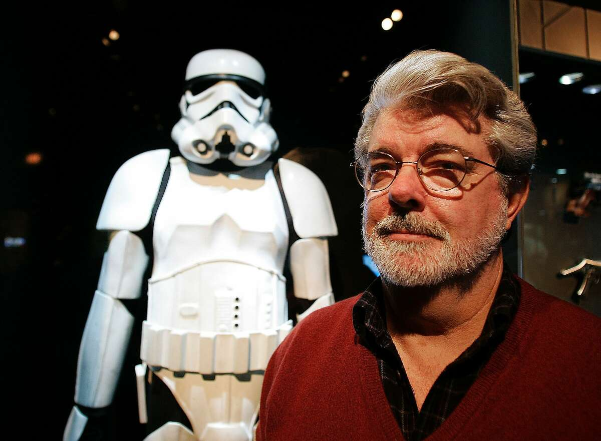 George Lucas - $5.2 billion. According to news.com.au,