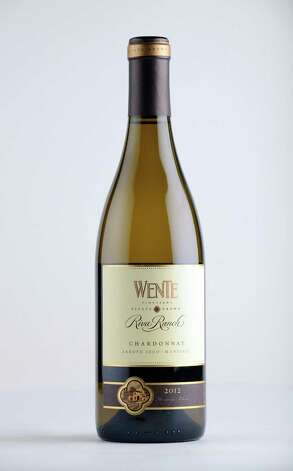 Wente Riva Ranch Chardonnay, 2012 California Monday May 12, 2014, at the Times Union in Colonie, N.Y. (Will Waldron/Times Union) Photo: WW