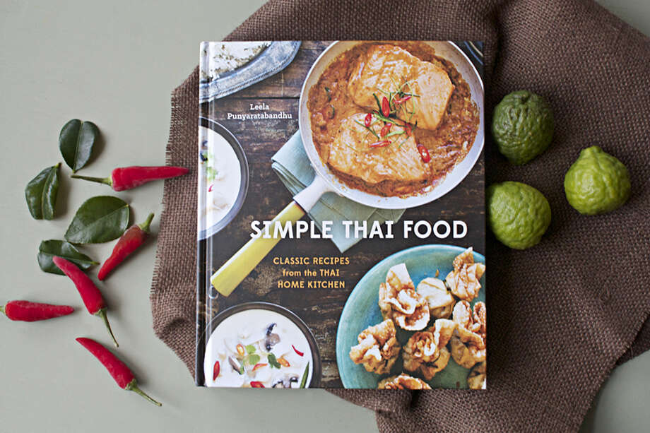 "Thai food seems to be everywhere these days. Everywhere, that is, except probably cooking on your stove. Getting those dishes from restaurant menus to your table is the thrust of ""Simple Thai Food"" (Ten Speed, $24.99) by Leela Punyaratabandhu. (shesimmers.com)"