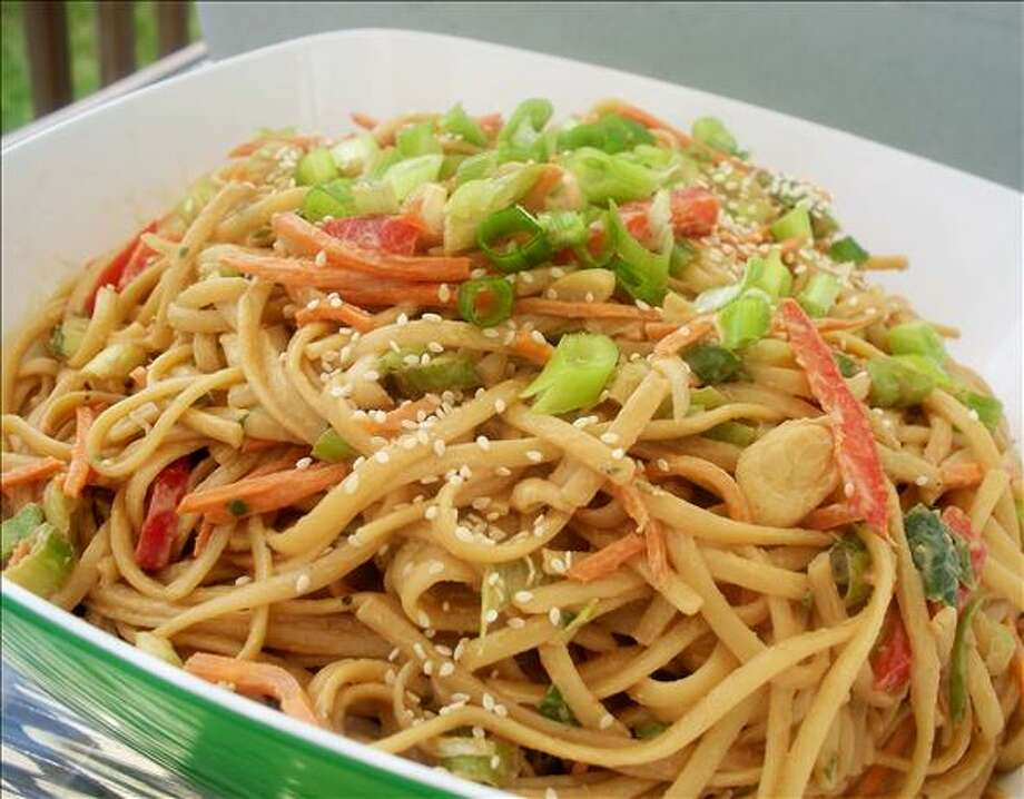cold sesame noodles / food.com